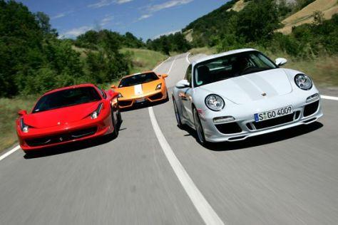 Porsche or Ferrari, Which Is Better?