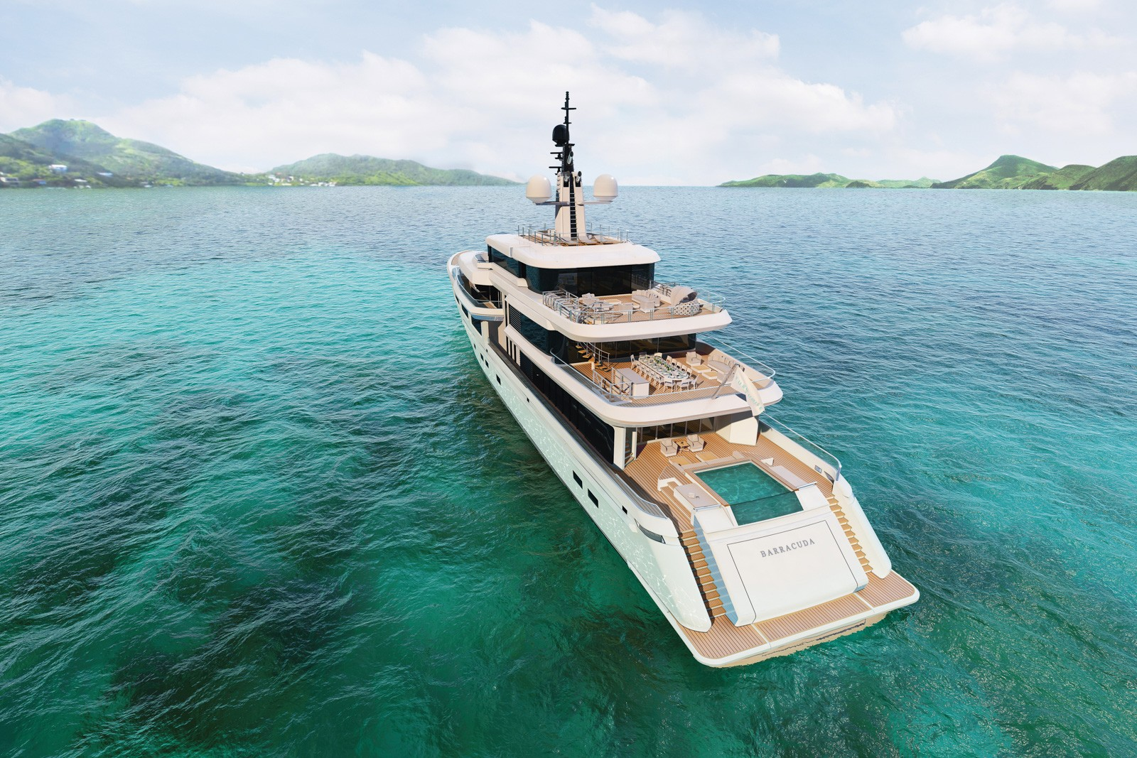 13 Incredible Superyachts Of The Future