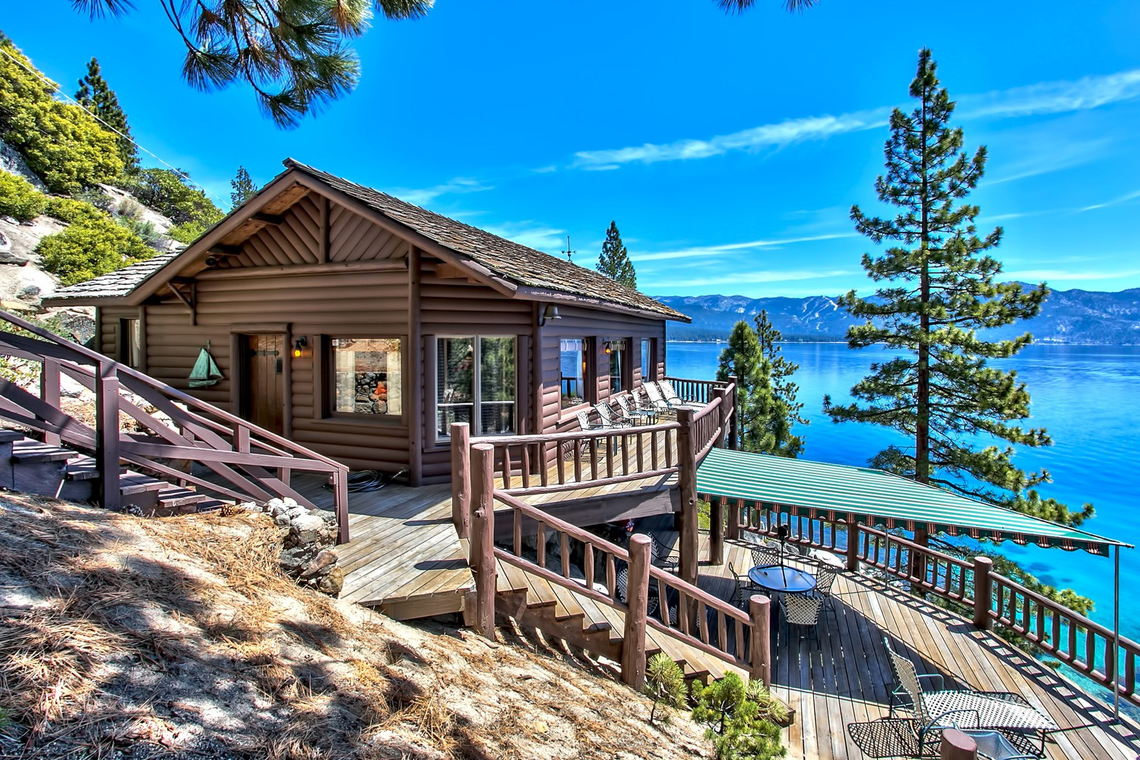 Howard Hughes' Legendary Lake Tahoe Estate Has Asking Price Reduced