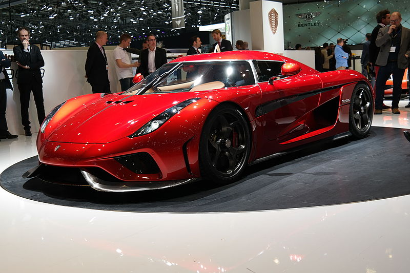 The Most Expensive Cars In The World For 2020